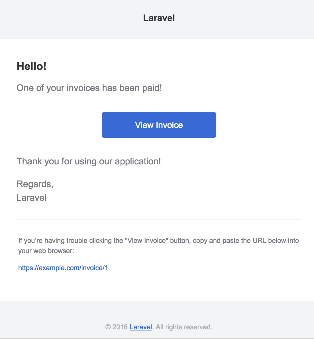 Notifications Laravel The Php Framework For Web Artisans